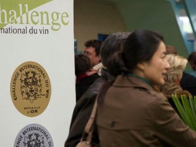 CHALLENGE INTERNATIONAL DU VIN 2014